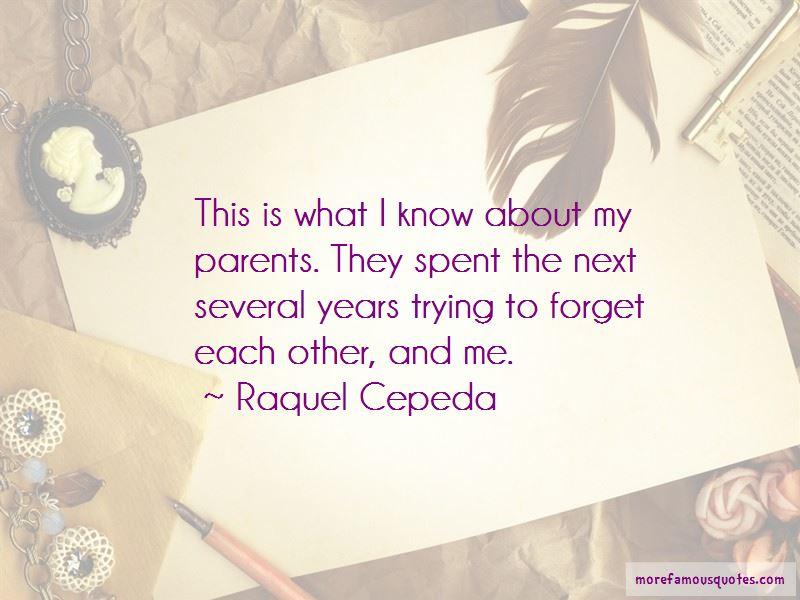 Raquel Cepeda Quotes Pictures 3