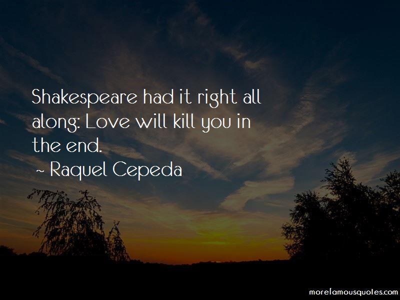 Raquel Cepeda Quotes Pictures 4