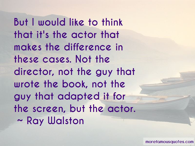 Ray Walston Quotes Pictures 4