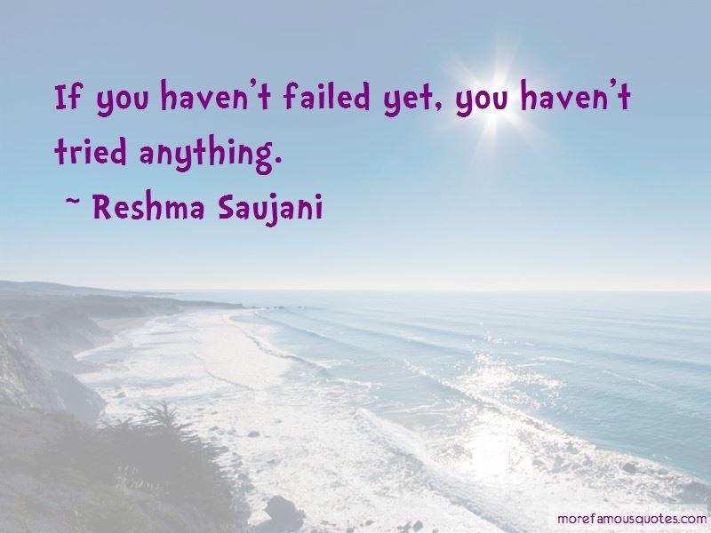 Reshma Saujani Quotes