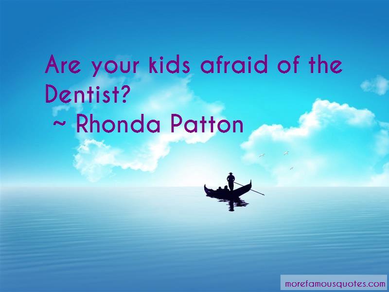 Rhonda Patton Quotes Pictures 3