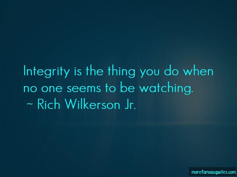 Rich Wilkerson Jr. Quotes Pictures 3