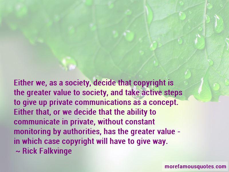 Rick Falkvinge Quotes Pictures 3
