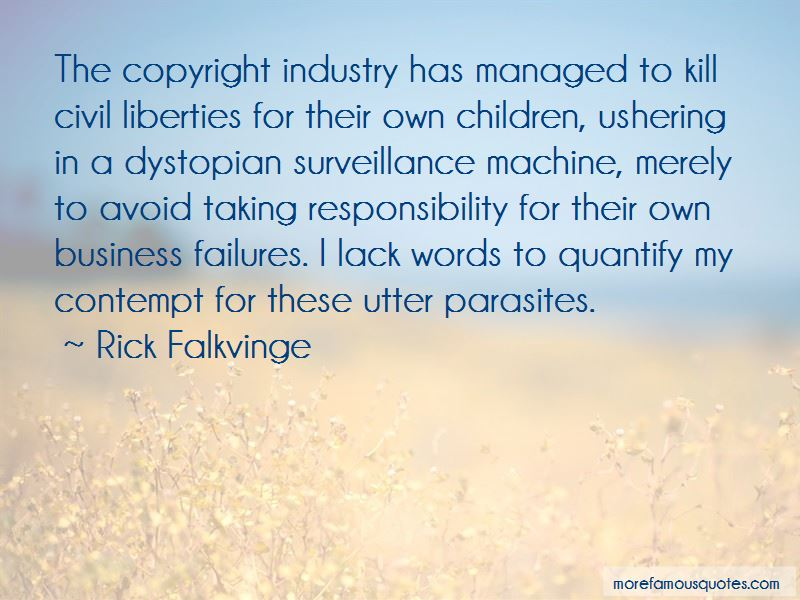 Rick Falkvinge Quotes