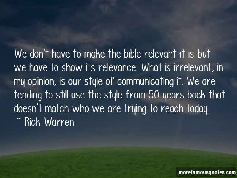 Rick Warren Quotes Pictures 3
