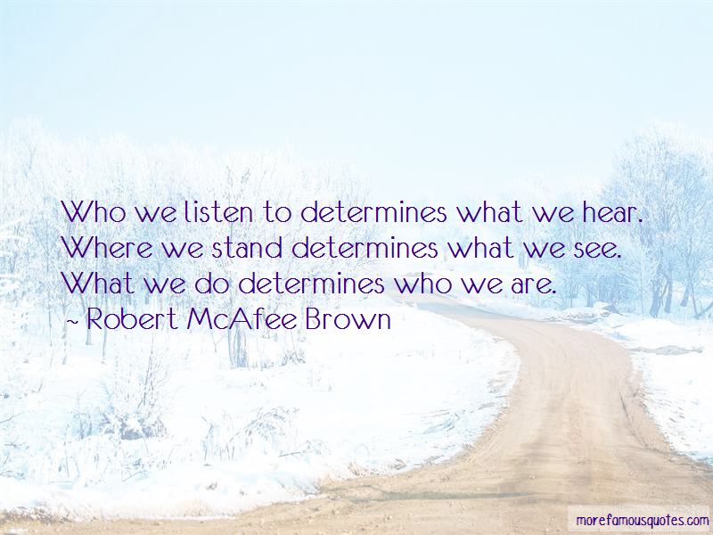 Robert McAfee Brown Quotes Pictures 3