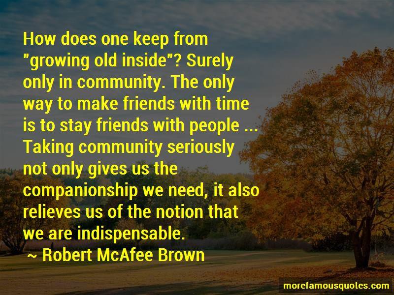 Robert McAfee Brown Quotes