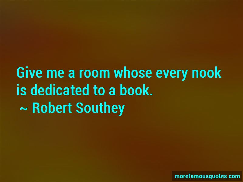 Robert Southey Quotes Pictures 3