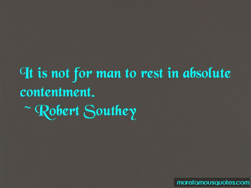 Robert Southey Quotes Pictures 4