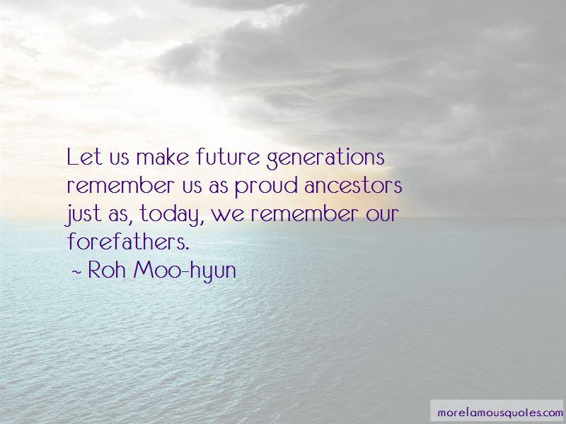 Roh Moo-hyun Quotes