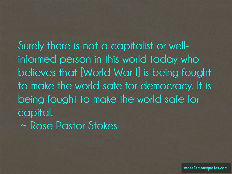 Rose Pastor Stokes Quotes Pictures 2