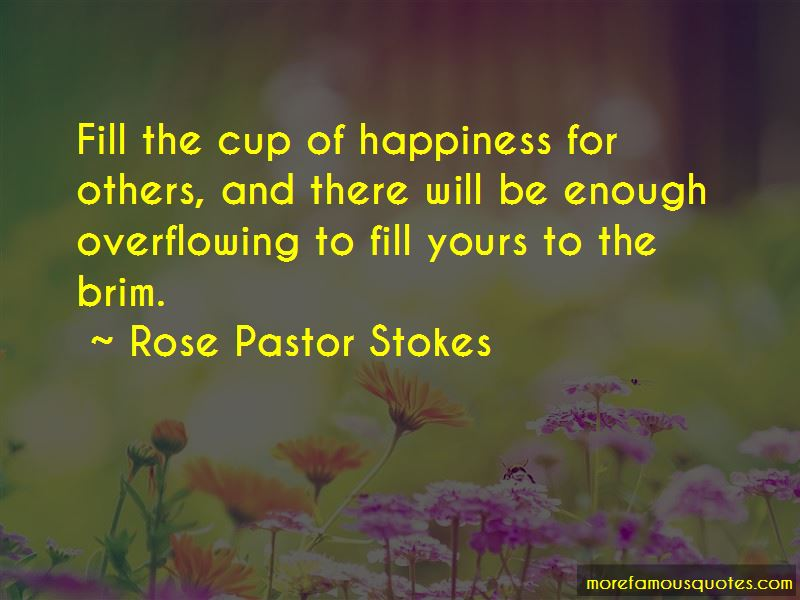 Rose Pastor Stokes Quotes