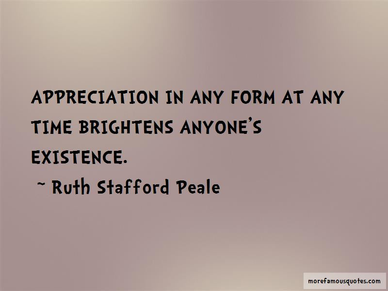 Ruth Stafford Peale Quotes Pictures 3