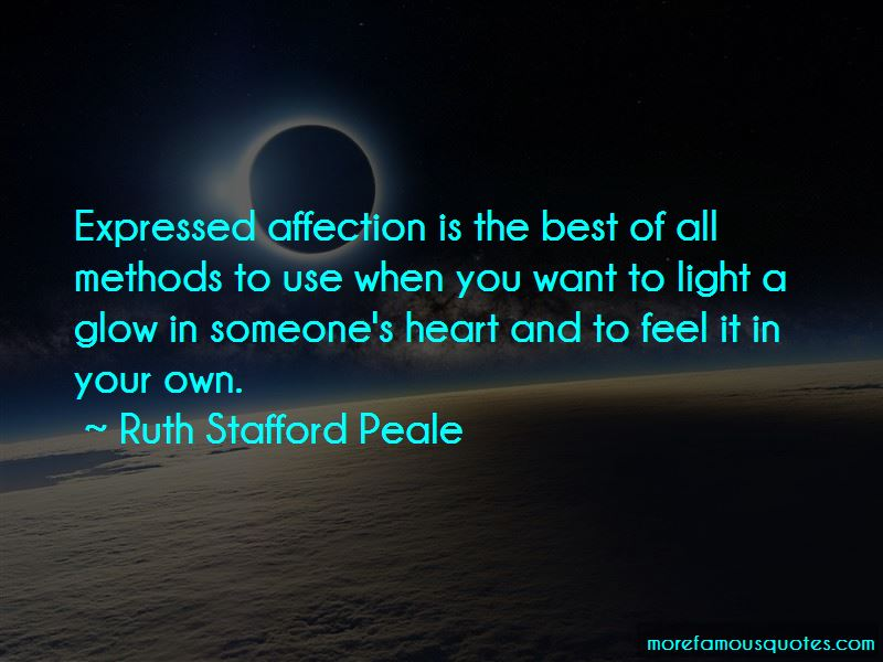 Ruth Stafford Peale Quotes Pictures 4