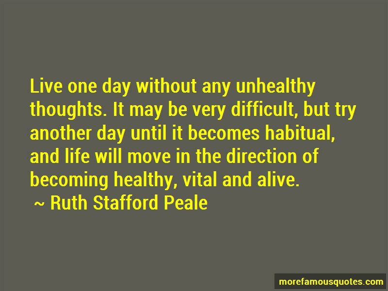 Ruth Stafford Peale Quotes