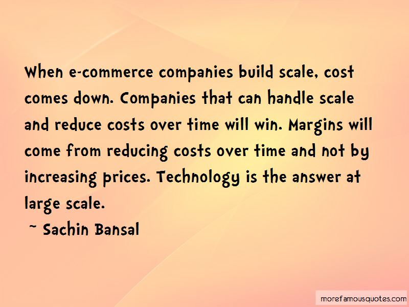 Sachin Bansal Quotes Pictures 4