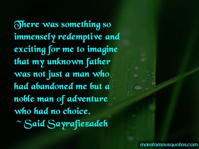 Said Sayrafiezadeh Quotes