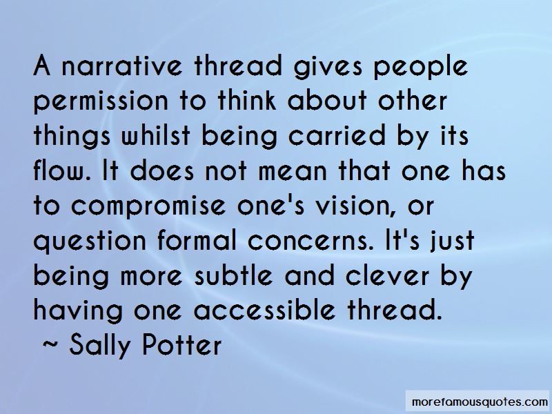 Sally Potter Quotes Pictures 2