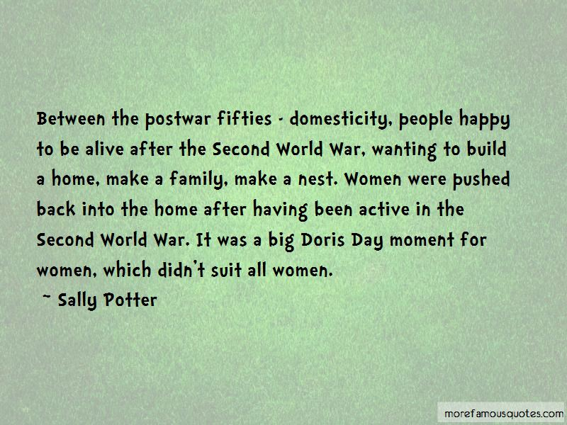 Sally Potter Quotes