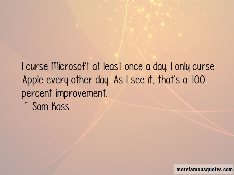 Sam Kass Quotes Pictures 2