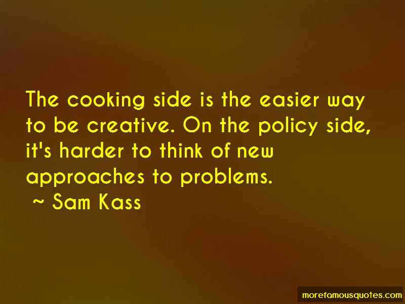 Sam Kass Quotes Pictures 3