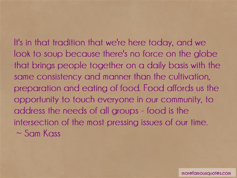Sam Kass Quotes Pictures 4