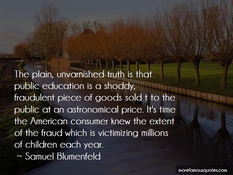 Samuel Blumenfeld Quotes Pictures 3