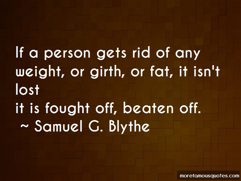 Samuel G. Blythe Quotes Pictures 3