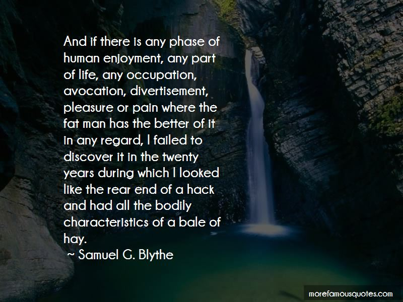 Samuel G. Blythe Quotes Pictures 4