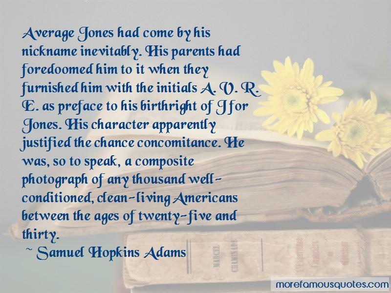 Samuel Hopkins Adams Quotes Pictures 2