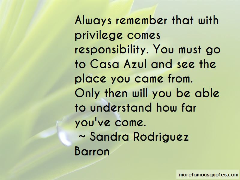 Sandra Rodriguez Barron Quotes Pictures 2