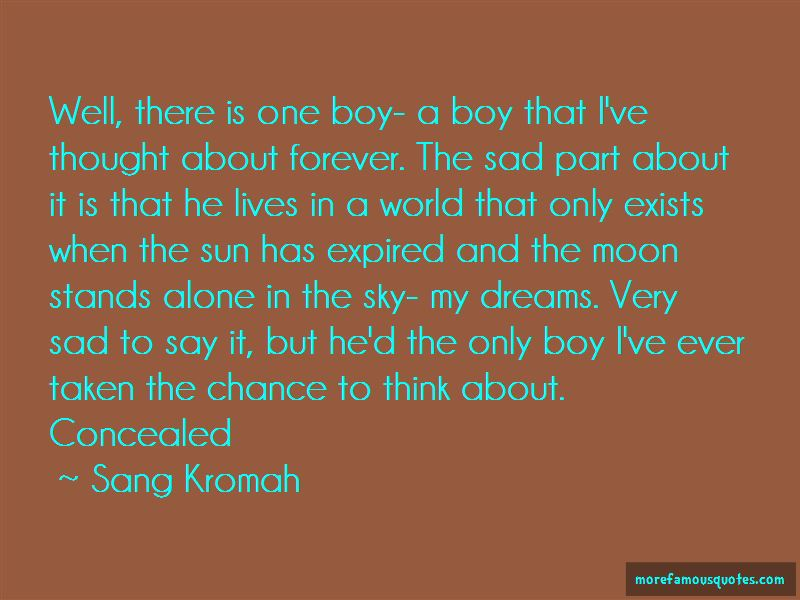 Sang Kromah Quotes Pictures 2