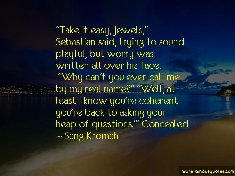 Sang Kromah Quotes Pictures 3