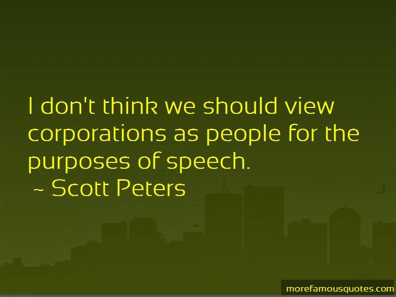 Scott Peters Quotes Pictures 2