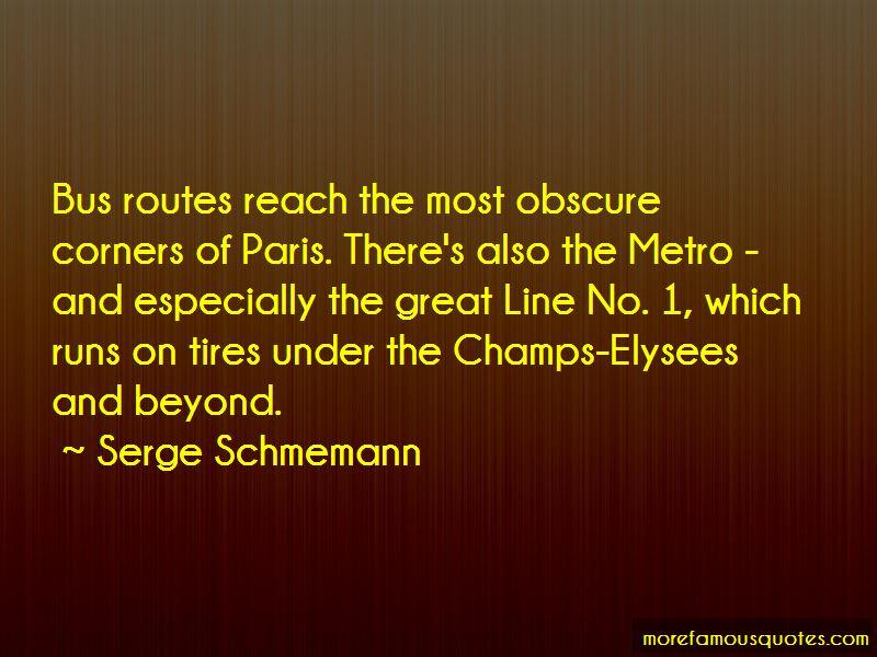 Serge Schmemann Quotes Pictures 4