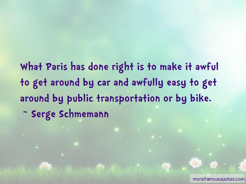 Serge Schmemann Quotes