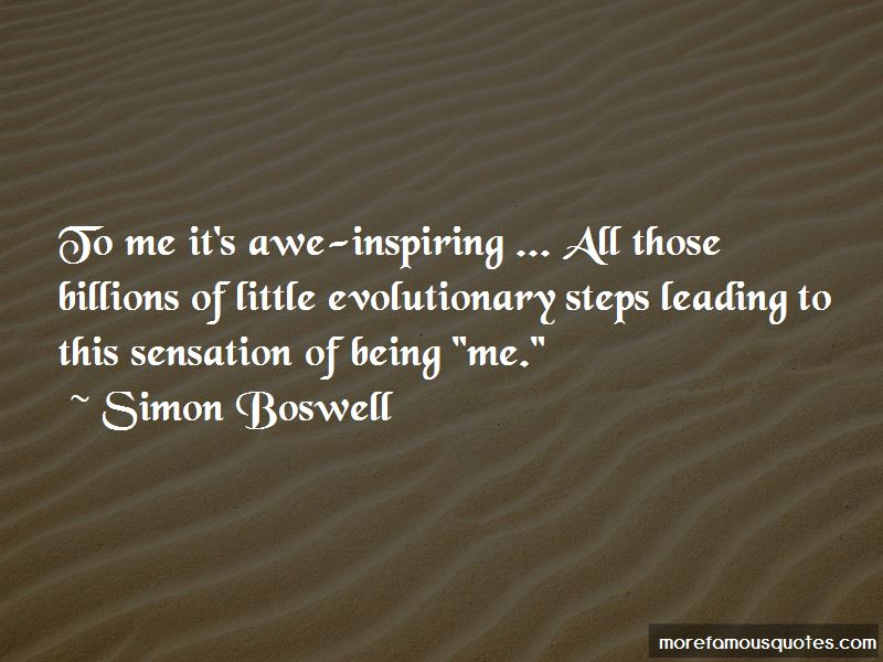 Simon Boswell Quotes Pictures 2