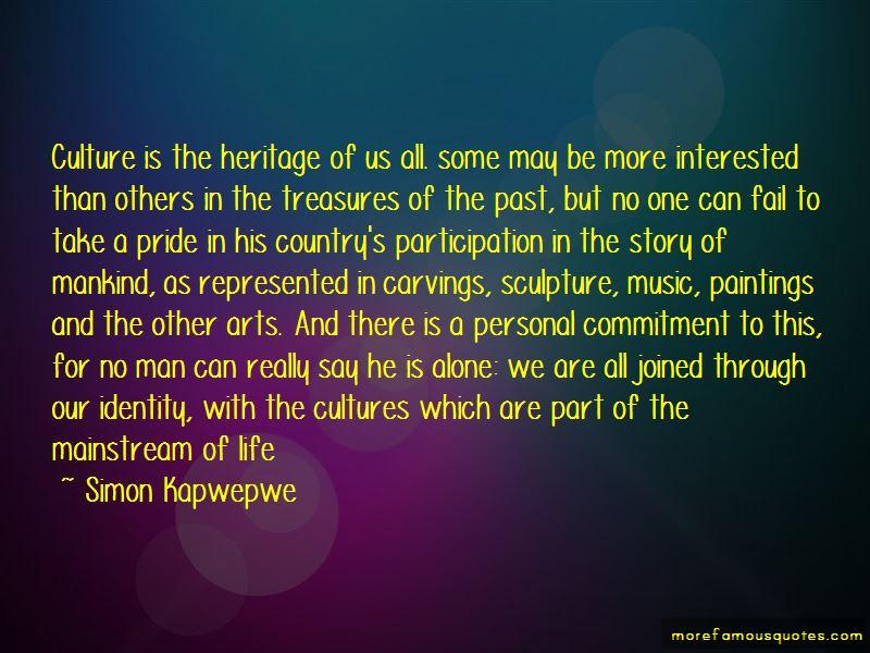 Simon Kapwepwe Quotes