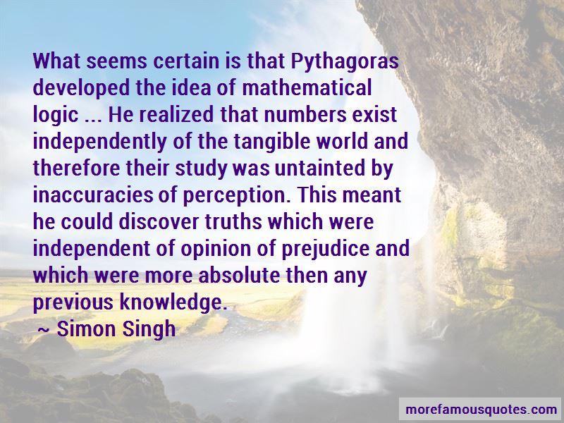 Simon Singh Quotes Pictures 4