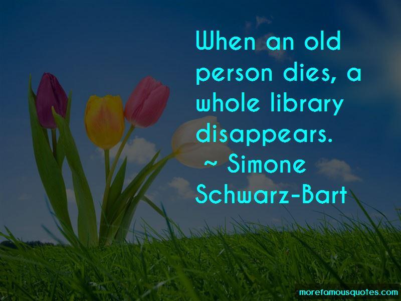 Simone Schwarz-Bart Quotes Pictures 2
