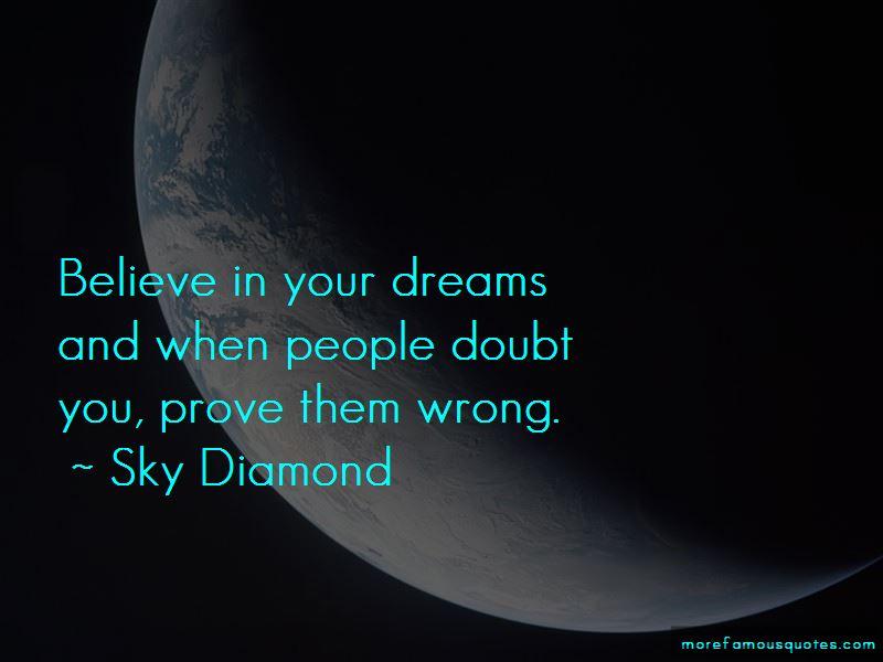 Sky Diamond Quotes Pictures 2