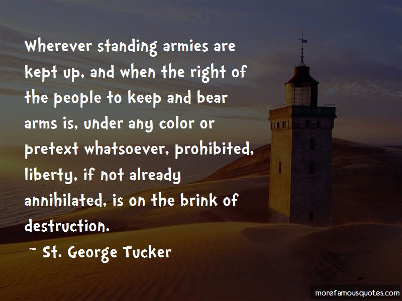 St. George Tucker Quotes Pictures 3
