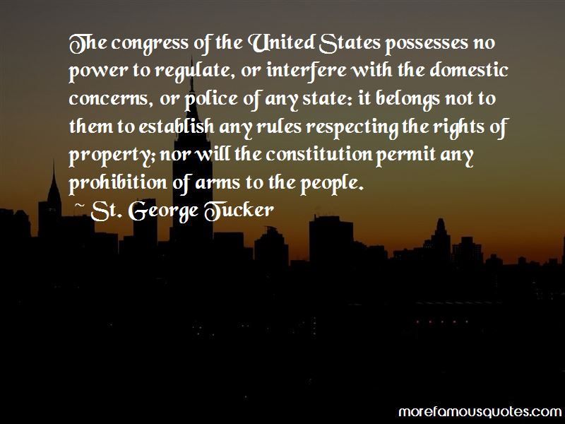 St. George Tucker Quotes
