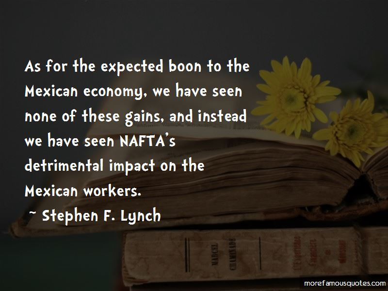 Stephen F. Lynch Quotes