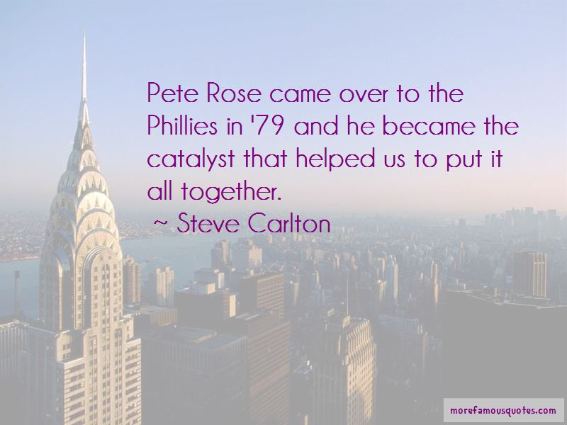 Steve Carlton Quotes Pictures 2