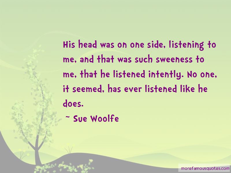 Sue Woolfe Quotes Pictures 3
