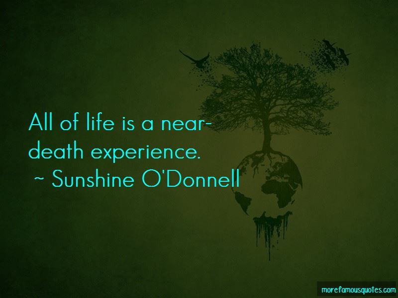 Sunshine O'Donnell Quotes Pictures 3