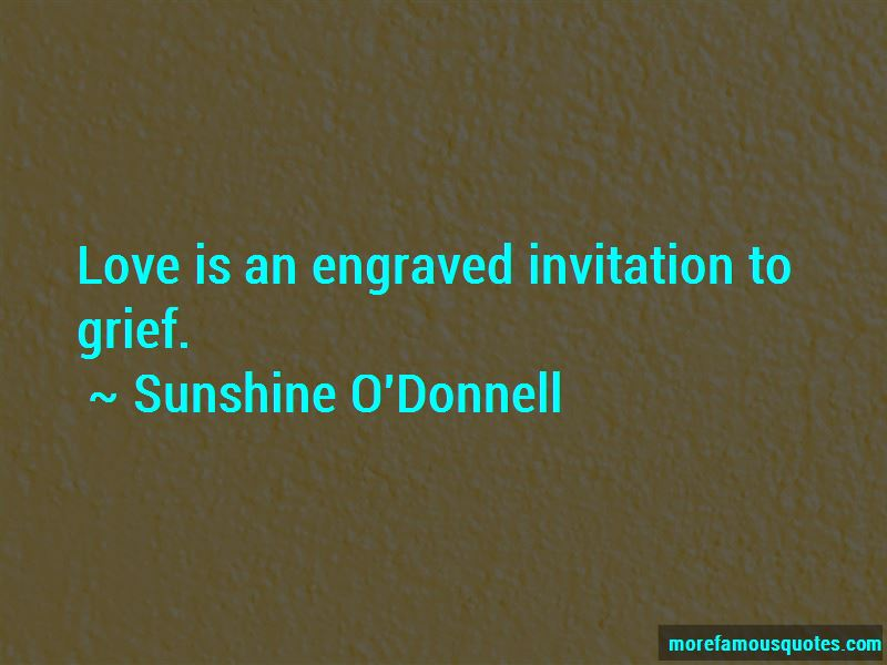 Sunshine O'Donnell Quotes Pictures 4