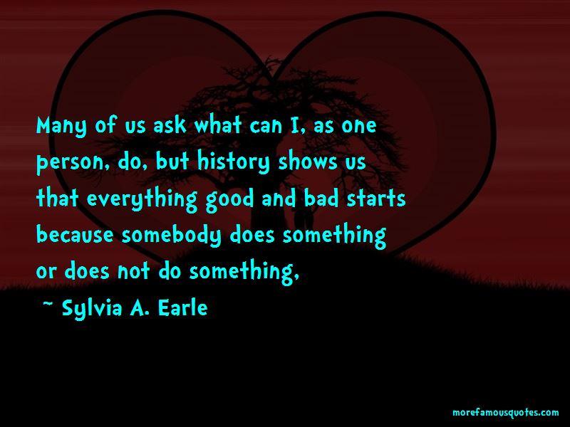 Sylvia A. Earle Quotes