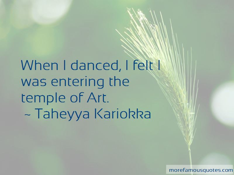 Taheyya Kariokka Quotes Pictures 2